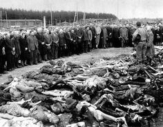 General Eisenhower insisted on photographing and documenting the horror so that future generations would not ignore history and repeat its mistakes. He also forced villagers neighboring the death and concentration camps to view what had occurred in their own backyards.
