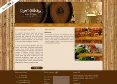Rynek44 staropolska webdesign « Krakweb.pl »
