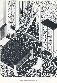 Creatures of Comfort: George Sowden drawings