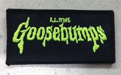 PATCH SIZE: 4w X 2h PATCH COLOR(S): black THREAD COLOR(S): neon green  PLEASE READ! All U.S. orders for this item ship FREE via first class with NO