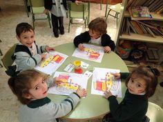 1º de Infantil. Día de la Constitución  5 de diciembre de 2014