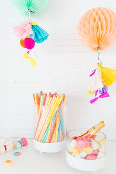 DIY Footed Candy Jars by ashleyrose for Julep