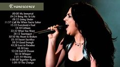 Evanescence Greatest Hits Full Album - The Best Of Evanescence