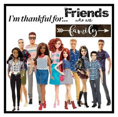 """Friends/Family"" by carlenewright on Polyvore featuring art and imthankfulfor"