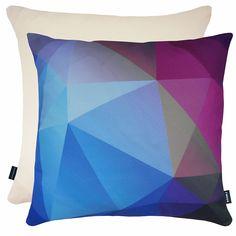 Rocco Interiors | Prism Sapphire Cushion