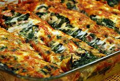 Spinach Gratin with Bechamel Sauce – My Delicious Food - Rezepte Spinach Gratin, Turkish Recipes, Ethnic Recipes, Sauce Béchamel, Turkish Kitchen, Good Food, Yummy Food, Eastern Cuisine, Appetizer Salads