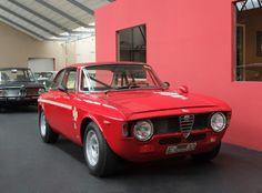 Alfa Romeo GTA Junior 1300