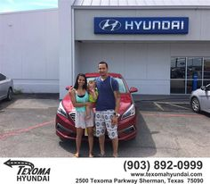 https://flic.kr/p/HRFAz6 | #HappyBirthday to Sara from Mike Red Robinson at Texoma Hyundai! | deliverymaxx.com/DealerReviews.aspx?DealerCode=L967