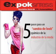 """5 pasos para un """"cambio de look"""" químico de la industria de la moda http://www.expoknews.com/2013/05/09/5-pasos-para-un-cambio-de-look-quimico-de-la-industria-de-la-moda/"""