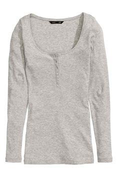 Camiseta de punto | H&M / 9.99