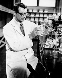 Cary Grant in Monkey Business, 1952.