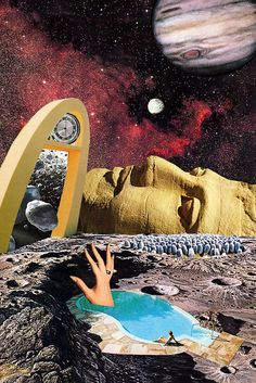 The TimeGate at Luna 3 | Collage