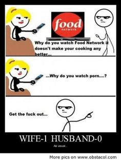 Wife and husband conversation