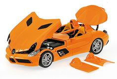 First Minichamps model for Mercedes Benz Stirling Moss 1/18 scale diecast car