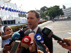Ministro Augusto Arosemena: 'Panamá va a ser el puente de China ... - La Prensa