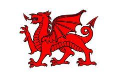 7 Best Images of Printable Flag Of Wales - Welsh Flag Printable, Welsh Wales Flag Dragon and Welsh Flag Free Clipart Images, Art Clipart, Vector Free, Red Dragon, Dragon Art, Wales Dragon, Celtic Dragon Tattoos, Wales Flag, Celtic Art