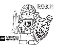 nexo knights clay ausmalbilder lego 01 | ausmalbilder | pinterest | malvorlagen, lego ritter und
