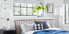 14 Fabulous Rustic Chic Bedroom Design and Decor Ideas to Make Your Space Special - The Trending House Best Plants For Bedroom, Bedroom Plants, Bedroom Decor, Garden Bedroom, Small Potted Plants, Cool Plants, Potted Flowers, Flowers Garden, Indoor Plants