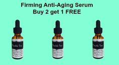 Mashk AntiAging Firming serum. Designed to minimize fine wrinkles it also helps fight age spots & sun spots.  This will be your favorite daily Botox in a bottle. Simply works!👌🏻
