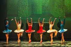 English National Ballet dancers. Photography David Jensen.