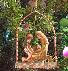 Unity Nativity Ornament  $14.40