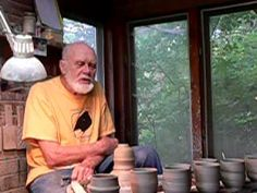 ▶ Warren MacKenzie discusses aesthetic and Leach Pottery - YouTube
