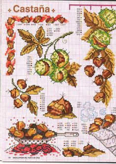 Kreuzstich sticken - cross stitch - free pattern Gallery.ru / Foto # 175 - Enciclopèdia ITALIANA - KIM-2