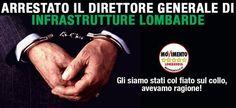 FragoleMature.it: Arrestato il DG di Infrastrutture LombardeANTONIO ...