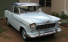 1957 - 1959 Holden FE Sedan. Classic Holden cars & hard to find parts for sale in Australia, UK & USA. Also technical information & photos of Holden cars produced from 1948 to 1982.