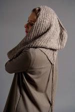 Amaru Alpaca Wool Colibri Head Scarf