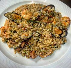 Ριζότο θαλασσινών # risotto #seafood #