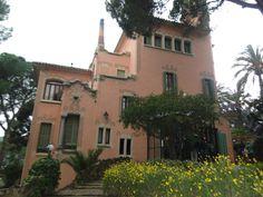 Gaudi House Museum - Barcelona, Spain