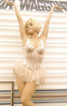 christina aguilera burlesque costumes - Google Search