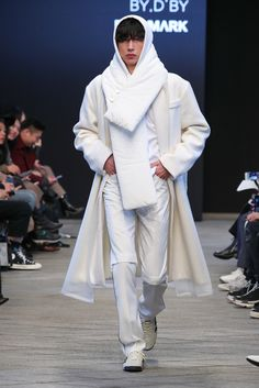 BY.D'BY Ready To Wear Fall Winter 2018 Seoul
