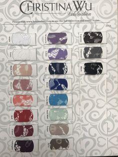 Lace Color options