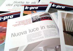 Kpro - Strumento di comunicazione con il mondo del lighting design, racconta progetti di eccellenza