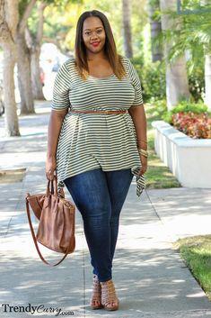 Casual Style - Trendy Curvy Plus Size Fashion