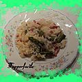 Risotto aux asperges (microcook)