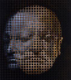 Jeff Huntington William Blake Death Mask