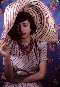 """Vintage Black Glamour"" Jane White"