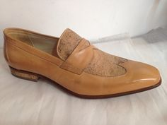 Profession:Bottier CORK&STYLE  Real Cork&Calf Leather combination