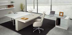 Mesas Escritório Design Deck Team Leader por Estel, design Jorge Pensi