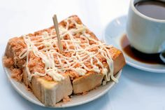 """kaki sandwich"" filled with roasted chicken, egg mayo, sardine or ham & cheese!"