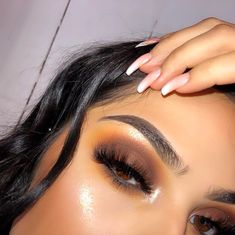 Exceptional makeup guide information are readily available on our web pages. Have a look and you wont be sorry you did. Makeup Eye Looks, Glam Makeup Look, Black Girl Makeup, Makeup Is Life, Fall Makeup, Eyeshadow Looks, Girls Makeup, Cute Makeup, Gorgeous Makeup