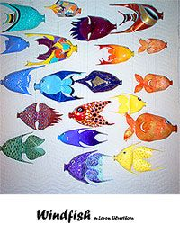 Windfish - Recycled Art Pop Bottle Fish Mobiles Crafting Project Book