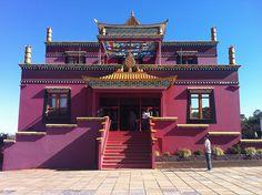 Centro Budista Chagdud Khadro Ling - Três Coroas - Rio Grande do Sul - Brasil
