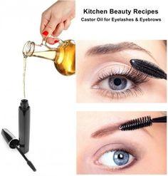Dieses Öl verdickt dein Haar und lässt Haare, Wimpern und Augenbrauen nachwachsen.