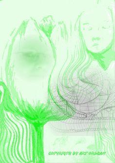 Grün für Selbstheilung