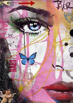 BABY CAKES by Loui Jover