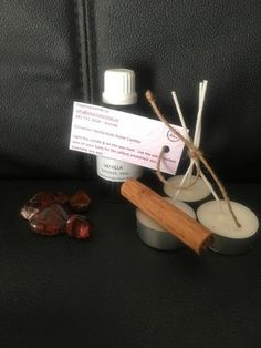 Essential Oils, bath, body and beauty. Therapeutic Grade Essential Oils, Carrier Oils, Body Butter, Bath And Body, Coconut Oil, Cinnamon, Vanilla, How To Apply, Candles